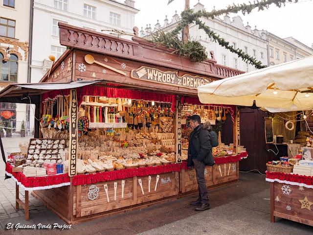 Mercados de Navidad en Cracovia por El Guisante Verde Project