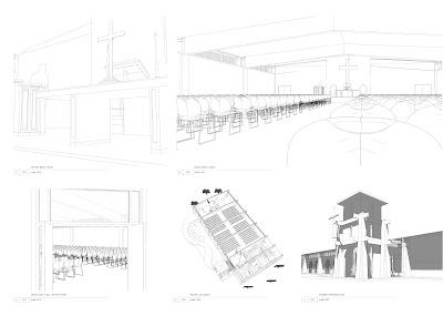 Mata + Garcia Architects Sketchbook: August 2012