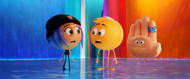 Emoji ve filmu (The Emoji Movie) – Recenze