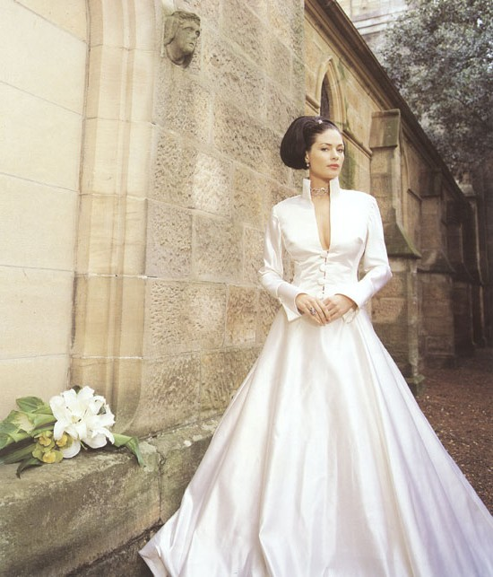 Winter Wedding Gowns 2015: Winter Wedding Dresses