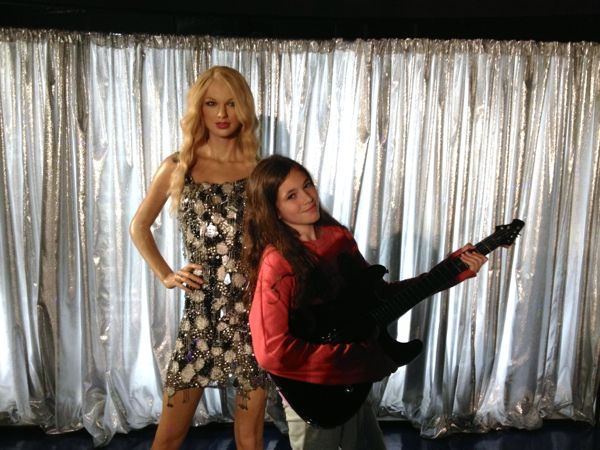 NowThisLife.com - Madame Tussauds - New York - Taylor Swift