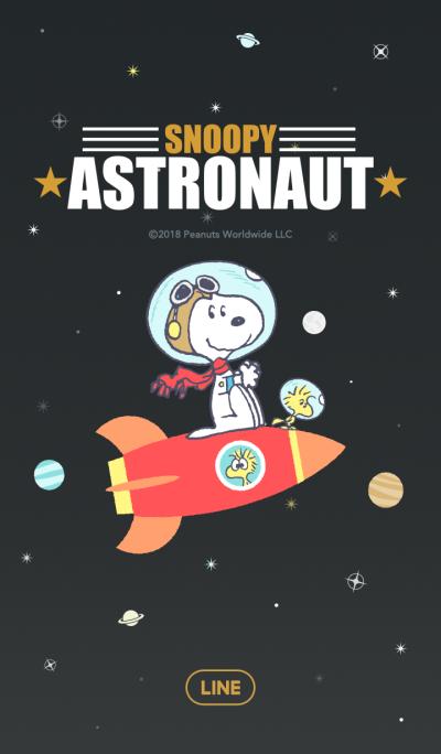 스누피: 우주 비행사