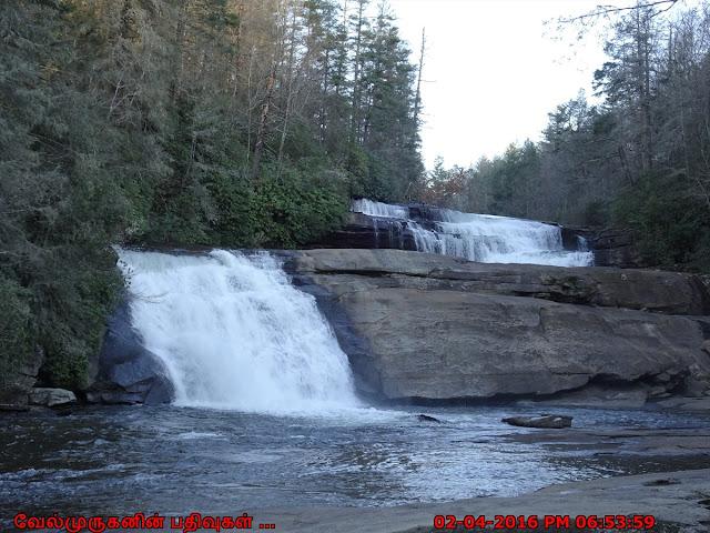 North Carolina Water Falls