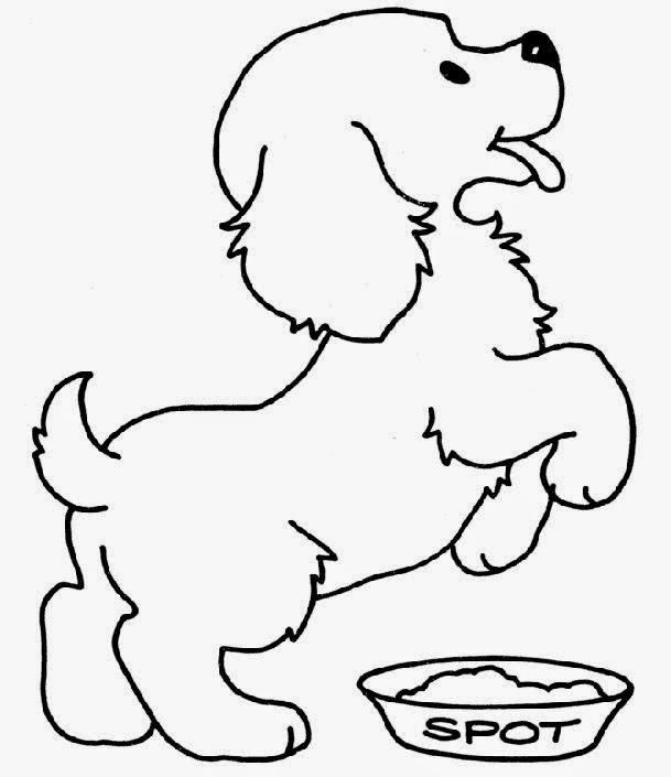 Concept Design Home: Dog Drawing For Kids Images