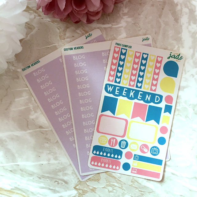 Planner Stickers and where to buy them