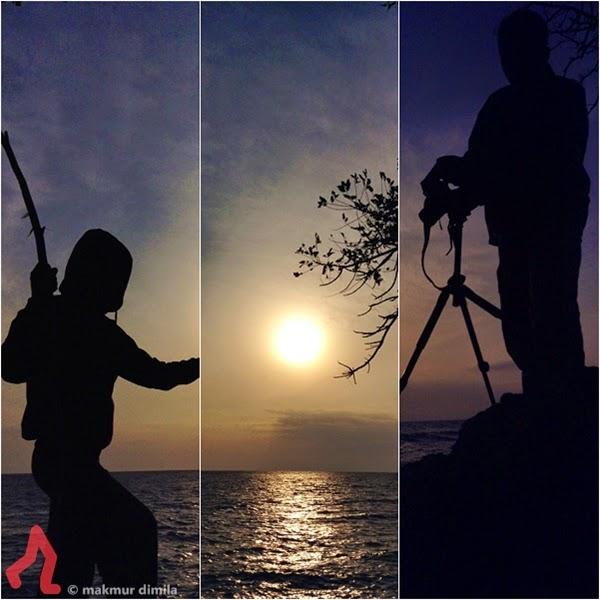 Kreasi-Sunrise-Pantai-Deumit