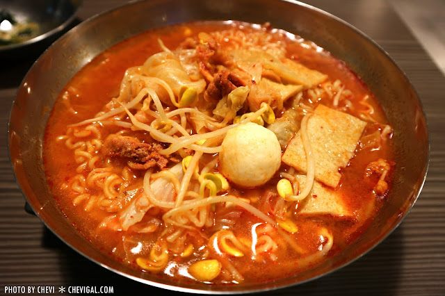 IMG 8031 - 韓屋,巷弄裡的平價韓式料理。香辣爽口不鎖喉。小菜白飯可續點