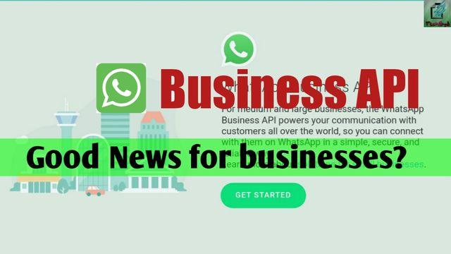 WhatsApp Business API | Money-making policy by WhatsApp