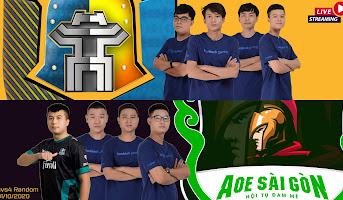 4vs4 Random - Sài Gòn New vs. VEC - 01/10/2020