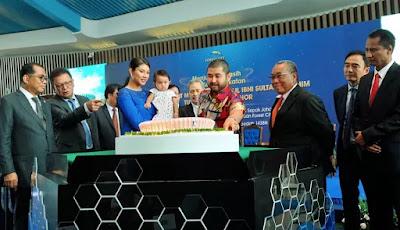 TMJ launches the design, concept of JDT Football Stadium