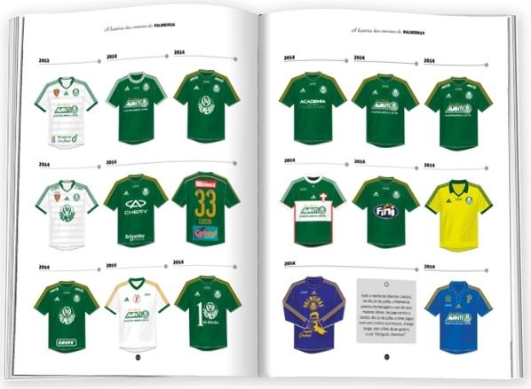 ... curiosidades das camisas usadas em campo de 2009 a 2016 pelos 12  maiores times do Brasil – Atlético Mineiro f1073ca2bc59a