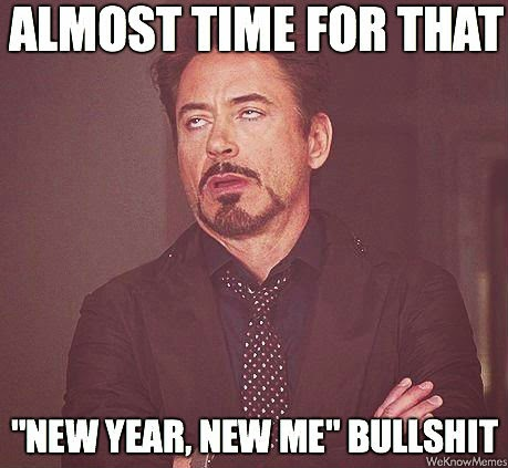 downey speak of the devil ringing in a new year with her grumpiness