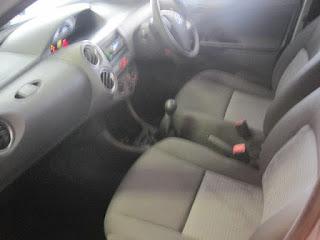 2012 Toyota Etios 1.5 Xs 5 speed 5 Door