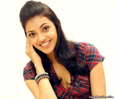 kajal agarwal hot jeans shirt stills