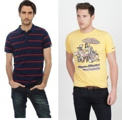 Basics Men's T-Shirts – Extra 50% Off @ Basicslife