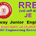 RRB JE 22-05-2019 Memory Based Questions-Answers