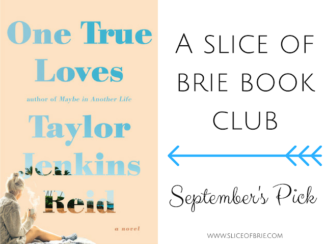 An online book club for One True Loves by Taylor Jenkins Reid