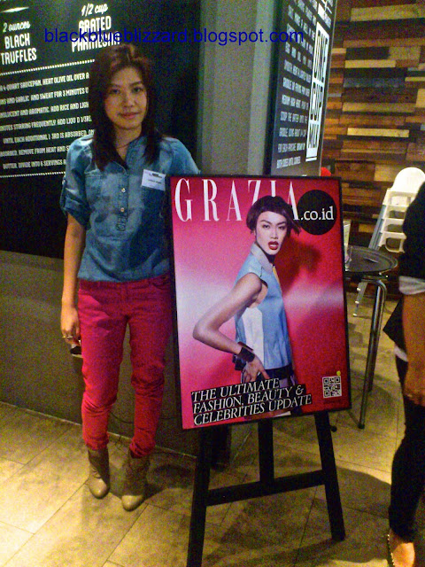 grazia magazine, Indonesia, event,blogger,fashion, beauty