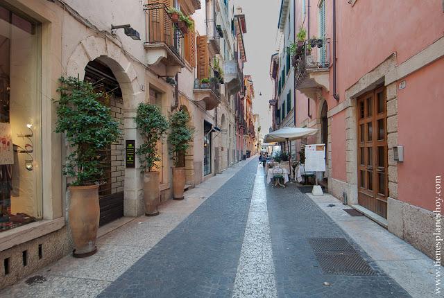 Verona ciudades bonitas Italia viaje blog