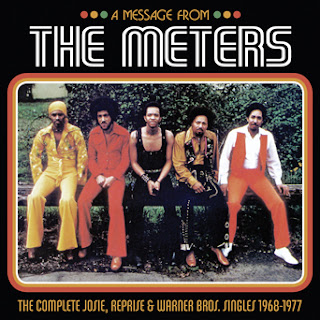 The Meters' A Message From The Meters