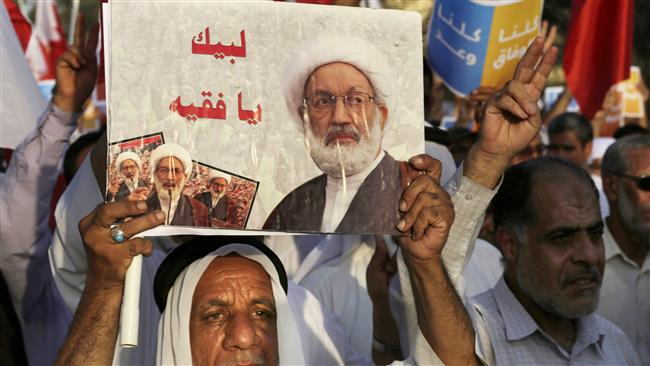 Iran condemns Bahrain court verdict against top Shia cleric Sheikh Isa Qassim