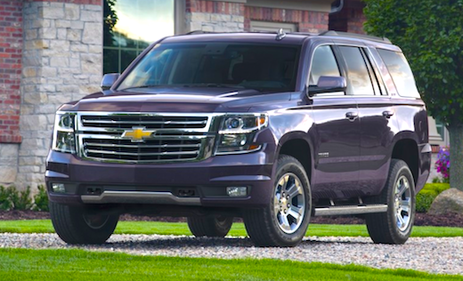 2018 Chevrolet Tahoe LTZ Price