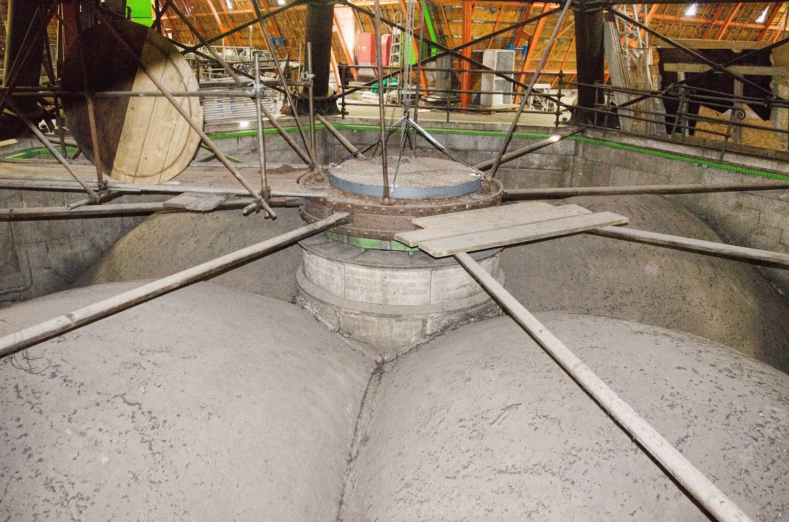 Berliner Baustellen 0473 Baustelle Sonderfuhrung Dach Kolner Dom