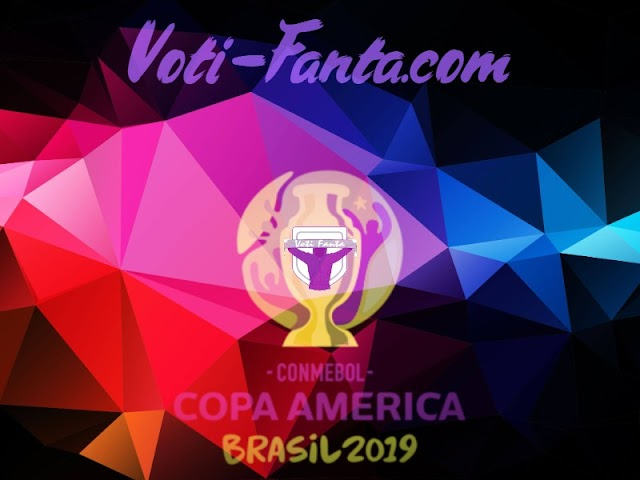 Calendario risultati e Classifiche Coppa America 2019