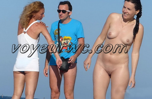 NudeBeach bb14035-14042 (Вeautiful girls nude on the beach - Spy Cam)