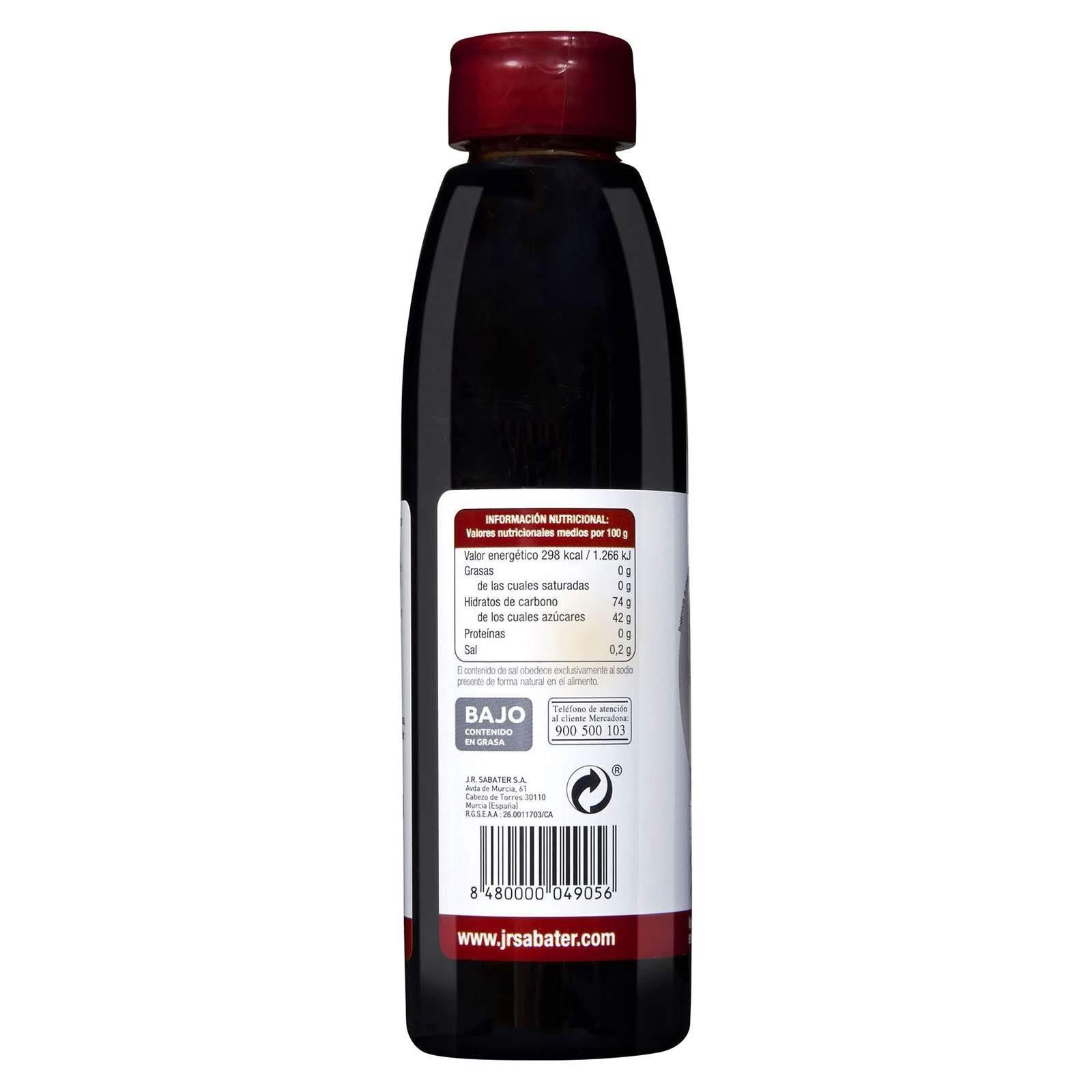 Reducción de vinagre de Pedro Ximénez Hacendado