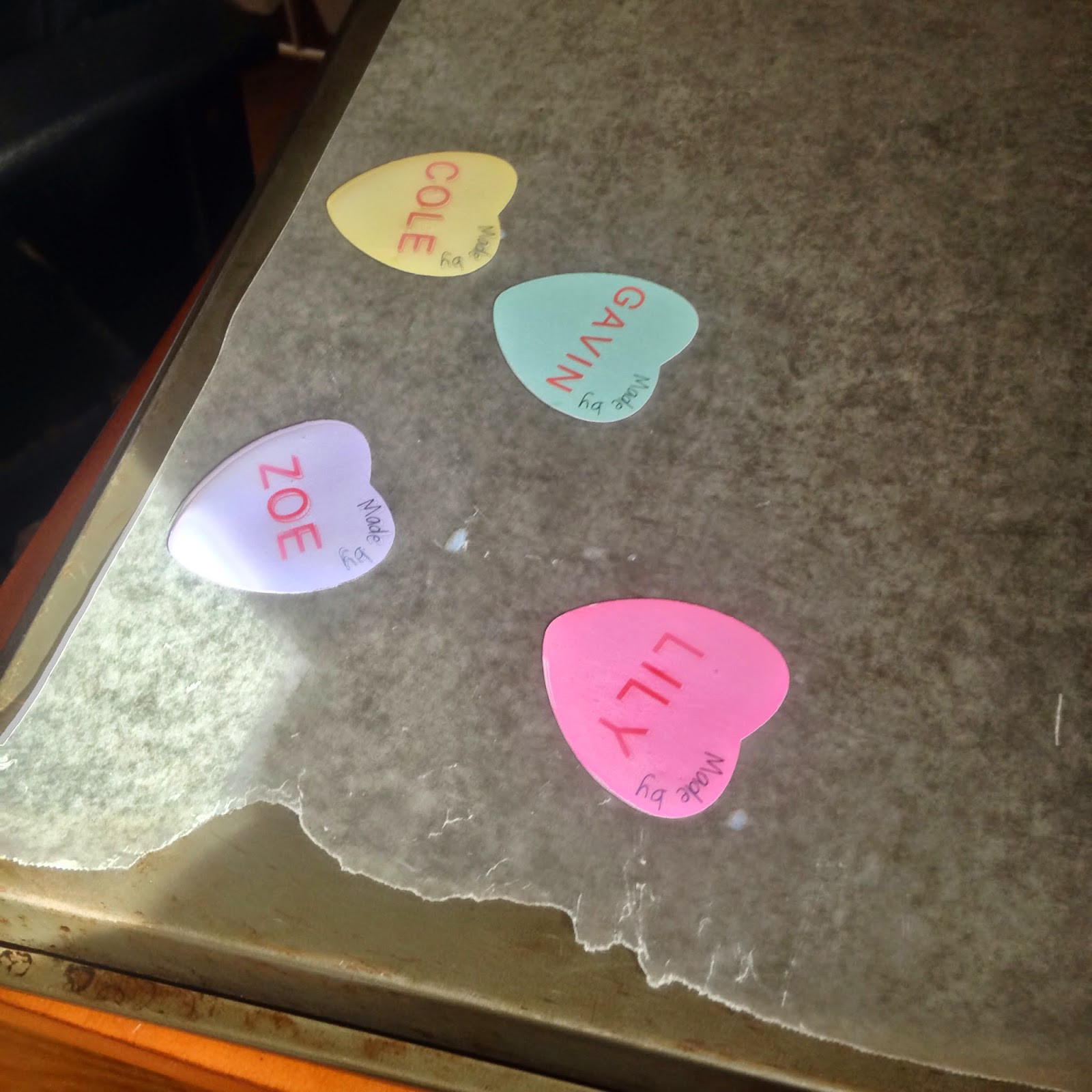 Silhouette, print and cut, 3D print and cut, magnets, print and cut ideas, cookie sheet, freezer paper