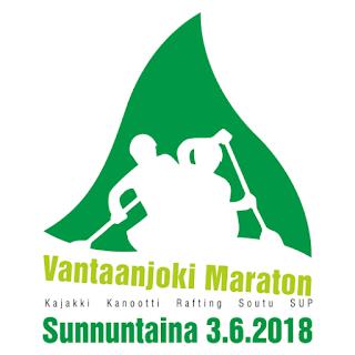 Vantaanjoki maraton 2018