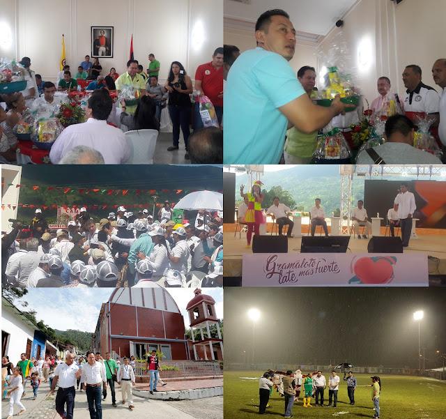 #Noticias: 5-9, 12-16, 16-23Dic2016 #RCNradio #Cúcuta #NdeS #Colombia #ReporteroSoyYo #RSY #CorpoFrontera #OngCF