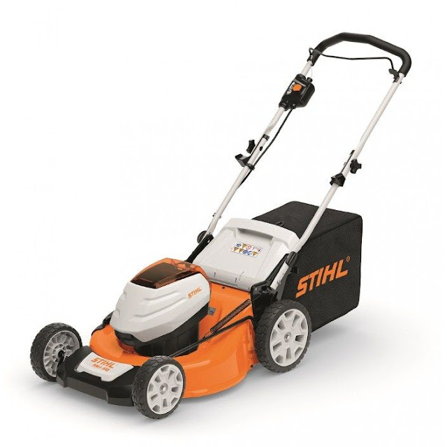 mesin potong rumput stihl