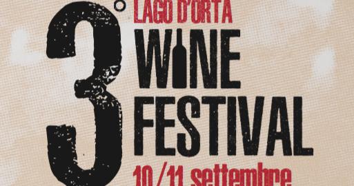 3° Lago d'Orta Wine Festival a Pettenasco