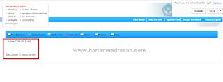 Cara Mengatasi Eror You have a problem with your Javascript saat Upload File DZ/EZ di Bio UN SMA/MA