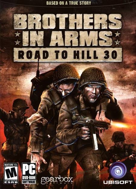 Brothers In Arms Road To Hill 30 [PC Full] Español [ISO] DVD5 Descargar