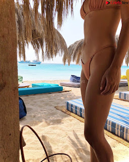 Merrylin Boro in beige bikini  ~ .xyz Exclusive Celebrity Pics 001.jpg