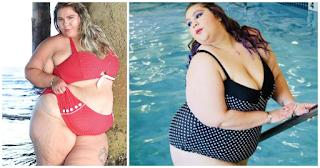 Πληθωρικό μοντέλο ποζάρει χωρίς κόμπλεξ και ενθαρρύνει τις γυναίκες να αγαπούν το σώμα τους όπως είναι