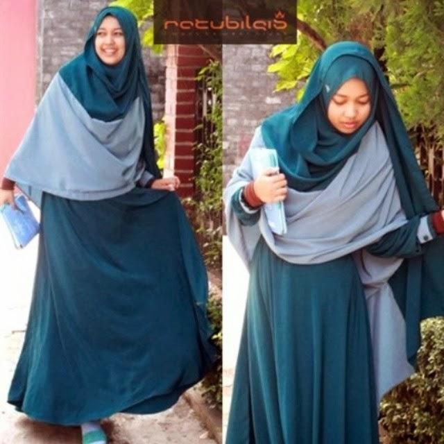 pashmina ratubilqis hijab syari