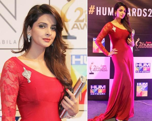 Super Sexy Scandalized Model/ Film & TV Actress Saba Qamar Complete Biography/HD Photos