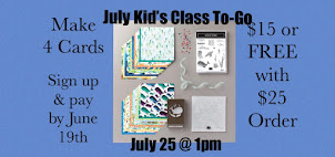 JULY KIDS CLASS TO-GO