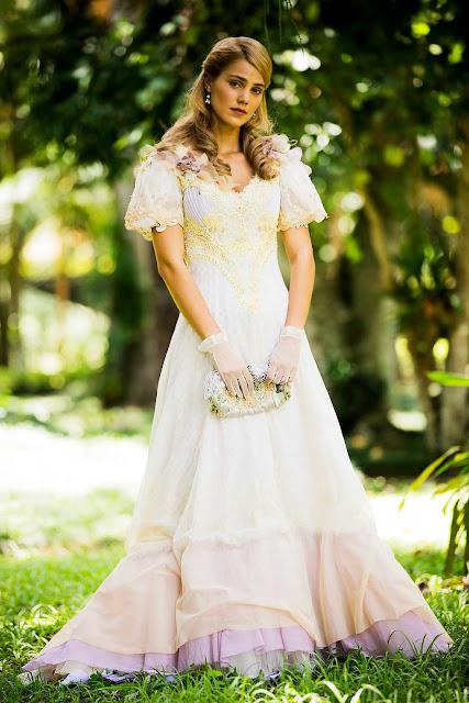 Jane vestido Sarau
