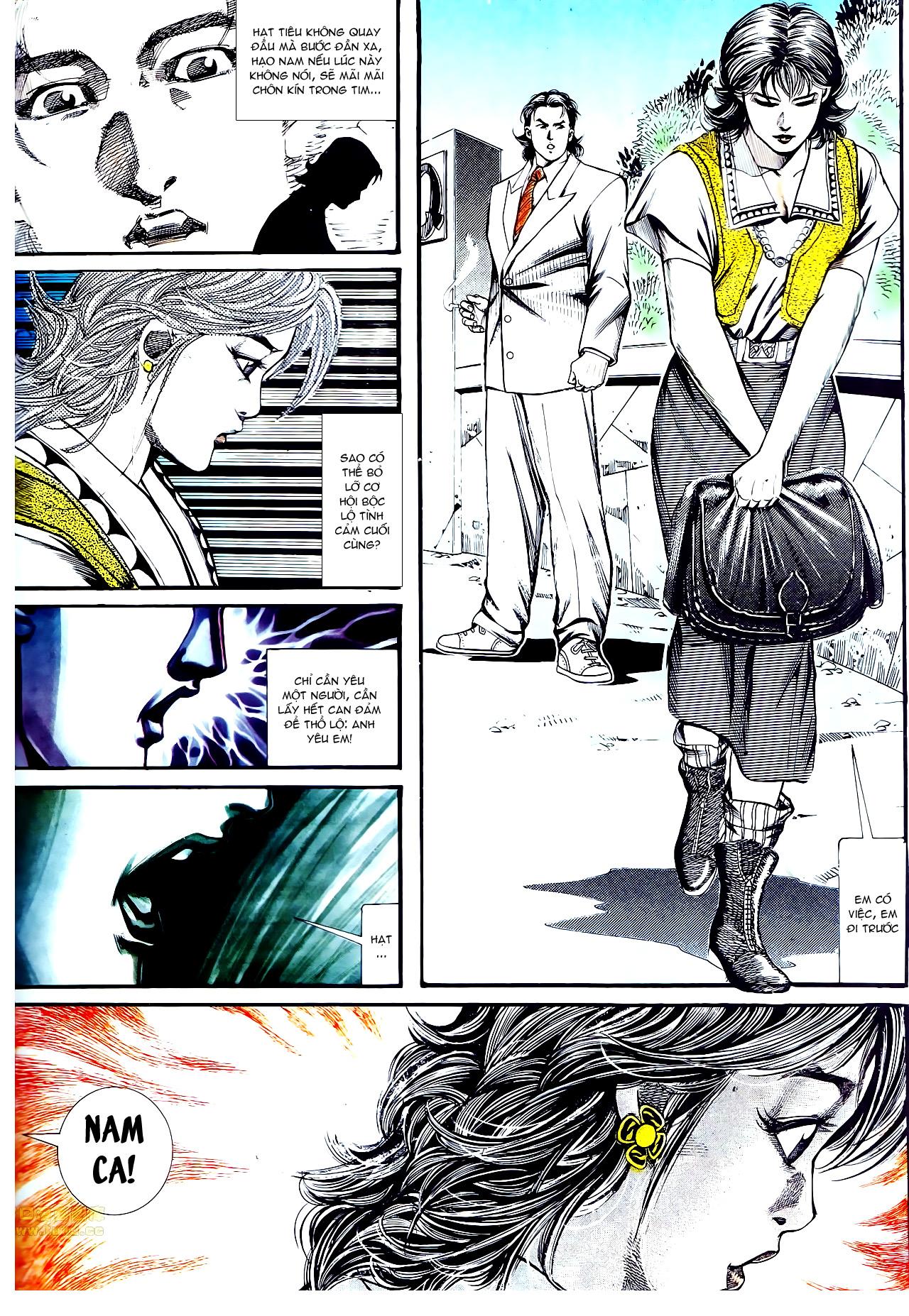 Người Trong Giang Hồ chapter 137: yêu nhất là ai trang 5