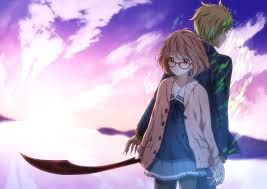 Beyond the Boundary -Kyoukai no Kanata