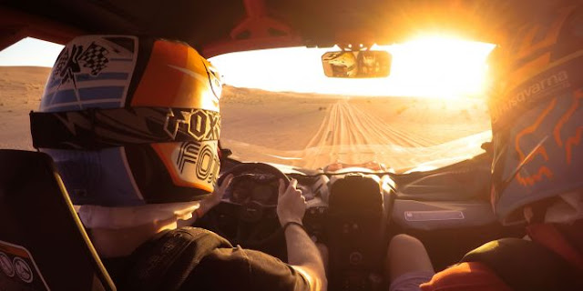 20% off on Desert Dune Buggies Driver Experience