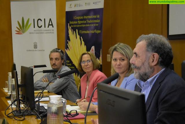 Canarias lidera el debate internacional sobre sostenibilidad, agroecología y defensa de los suelos agrarios tradicionales
