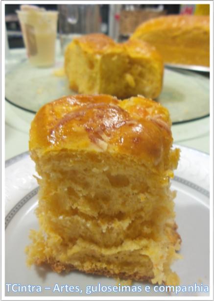 lanche; pão caseiro; receita com abóbora; culinária caseira