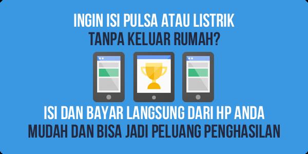 Agen Pulsa Termurah warungpulsamahkota.com