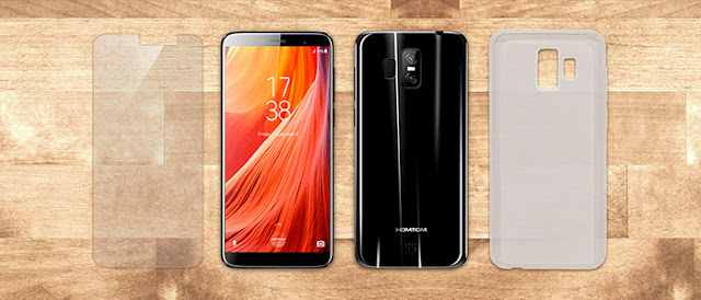 best Android Phones Under 150$ On Aliexpress Homtom s7